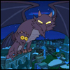 sabinetzin: PAZUZU, YOU UNGRATEFUL GARGOYLE (futurama - how papa gain his freedom)