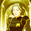 damkianna: A cap of Lin from The Legend of Korra. (Cut the garbage, Tenzin.)