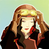damkianna: A cap of Asami from The Legend of Korra. (It's lovely to meet you.)