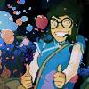 damkianna: A cap of the Korra cosplay pro-bending fan from The Legend of Korra. (The Fire Ferrets!)