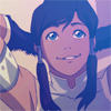 damkianna: A cap of Korra from The Legend of Korra. (Look at this place.)