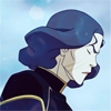 damkianna: A cap of Lin from The Legend of Korra. (Whatever happens.)