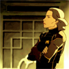 damkianna: A cap of Lin from The Legend of Korra. (Get her out of my city.)