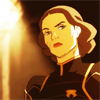 damkianna: A cap of Lin from The Legend of Korra. (Our intel was good.)