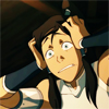 damkianna: A cap of Korra from The Legend of Korra, somewhat stressed. (Tigerdillos score!)
