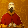 damkianna: A cap of Tenzin from The Legend of Korra. (I've been brushing up.)