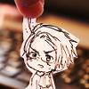 dancing_moon: [APH] Austria getting his hair teased (Stress)