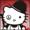 fashioniststate: (alex delarge, clockwork orange, crossover, hello kitty, sociopathically cute)