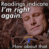 "aris_tgd: Max Eilerson, ""Readings indicate I'm right again. How about that."" (Max is right)"