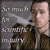 "aris_tgd: Guildenstern, ""So much for scientific inquiry,"" watching feather fall (Guildenstern scientific inquiry)"