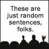 charamei: Mystery Science Fiction 3000: These are just random sentences, folks. (MST3K: Random sentences)