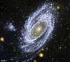 wehavetouchedthesky: NASA depiction of the universe (Universe)