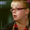 st_aurafina: Penelope Garcia's face in close up, with a frame (Criminal Minds: Garcia close up)