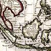 frangipani: old map of Southeast Asia (Nusantara)