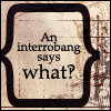 "feuille: ""an interrobang says what"", followed by an interrobang (books)"