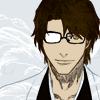 surpassingly: (aizen: a very trustworthy scholar)