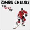 wychwood: Zombie Chelios will never die (hockey - Zombie Chelios)