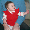 psocoptera: photo of baby in a red dress (reddress)