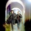 sahiya: (Sherlock and John running)