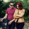 telaryn: (Civilian Clint & Natasha)