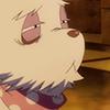 pierrotdemonique: ([Dog] ... She was touching her face)