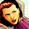 rhivolution: Kate Spencer (Manhunter), from DC verse, sporting a sly smile (Ms. Manhunter Spencer: DCU)