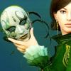 marina: (masks off)