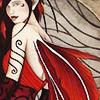 inspiral_rose: faery with red wings (Default)