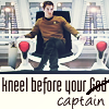 zia_bunny: (Kirk is GOD)