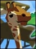 deft: (giraffe)