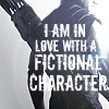 shadowen: (I'm in love with a fictional character)