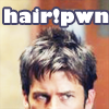 torntoshreds: hair!pwn (SGA-Sheppard)