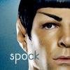 torntoshreds: Up Close (STARTREK-Spock)