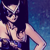 seriousmoonlight: Kate Bishiop (Hawkeye II) suiting up (come on and bring it)