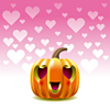 doctor_jasley: cute pumpkin-Halloween (pumpkin in love)