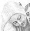erulissedances: A graphite drawing of mine featuring Glorfindel (Glorfindel)