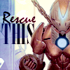 tsukinofaerii: Pepper Potts as Rescue (Rescue This)