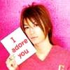 ztina: (I adore you - Kame)