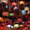 lanterne_rouee: many pretty paper lanterns (many lanterns)