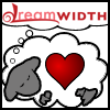 majoline: A dreamsheep with a big heart in the middle (Sheeplove)