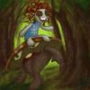pasithea: Ragdoll and the very dark path (cavalier)