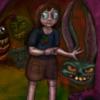 pasithea: Alice versus the acid bunnies (nervous, acidbunnies)