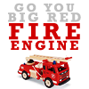 thespis: ([comedy] go you big red fire engine!)