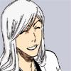 momijizukamori: Jyuushirou Ukitake from Bleach, grinning happily (Ukitake | niko niko)