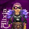 momijizukamori: My level 80 gnome mage from World of Warcraft, Alixia, dressed in her Tier 7 gear. (Alixia | WoW)