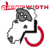 dw_accessibility: The Dreamwidth sheep in a wheelchair, with the Dreamwidth logo at the top (Dreamwidth Accessibility Sheep)