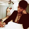bossymarmalade: detective lydia adams doing paperwork (can't fault me on my follow-through)