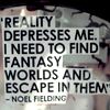 mechanicalbirds: (Quotes: Reality - Noah Fielding)