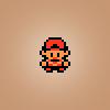 john_egbert: Gold's Pokemon GSC sprite. ((PKMN) Gold *Classic Style*)