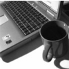 ultranos: greyscale photo of laptop and coffee mug filled with some beverage (coffee and data)